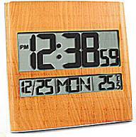настольные часы Wendox WA113-WOOD