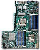 материнская плата Supermicro X8DTU-LN4F+