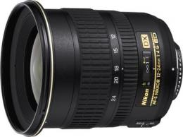 объектив Nikon 12-24mm f/4G ED-IF AF-S DX Zoom-Nikkor