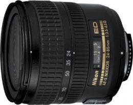 объектив Nikon 24-85mm f/3.5-4.5G ED-IF AF-S Zoom-Nikkor