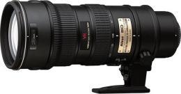 объектив Nikon 70-200mm f/2.8G ED-IF AF-S VR Zoom-Nikkor