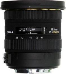 объектив Sigma AF 10-20mm f/4-5.6 EX DC HSM Nikon F