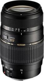 объектив Tamron AF 70-300 mm f/4-5.6 Di LD Macro 1:2 Nikon F