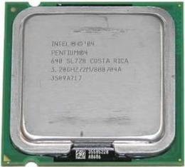 процессор Intel Pentium 4 640