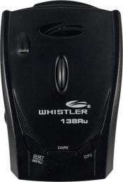 радар-детектор Whistler WH-138 RU