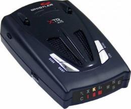 радар-детектор Whistler XTR-475