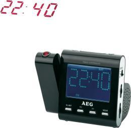 радиобудильник AEG MRC-4122