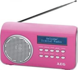 радиоприемник AEG DAB-4130