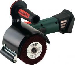 щеточная шлифмашина Metabo S 18 LTX 115