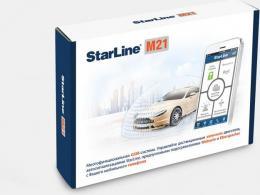 сигнализация StarLine M31
