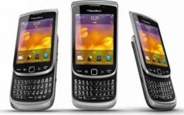 смартфон BlackBerry Torch 9810