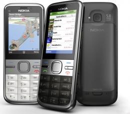 смартфон Nokia C5-00