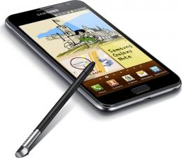 смартфон Samsung N7000 Galaxy Note