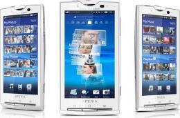 смартфон Sony Ericsson Xperia X10