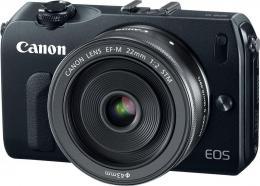 цифровой фотоаппарат Canon EOS M