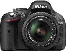 цифровой фотоаппарат Nikon D5200