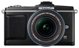 цифровой фотоаппарат Olympus Pen E-P2