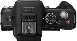 цифровой фотоаппарат Panasonic Lumix DMC-G3