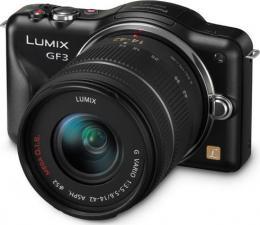 цифровой фотоаппарат Panasonic Lumix DMC-GF3