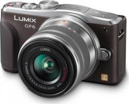 цифровой фотоаппарат Panasonic Lumix DMC-GF6