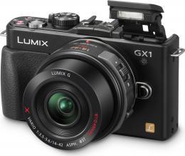 цифровой фотоаппарат Panasonic Lumix DMC-GX1