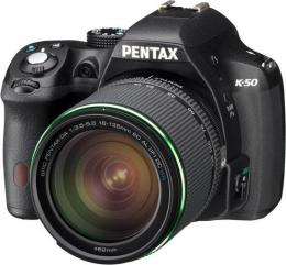 цифровой фотоаппарат Pentax K-50