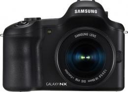 цифровой фотоаппарат Samsung Galaxy NX