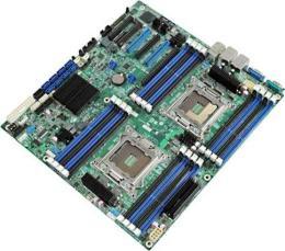 материнская плата Intel S2600CP2