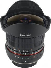 объектив Samyang 12mm f/2.8 ED AS NCS Fish-eye Four Thirds