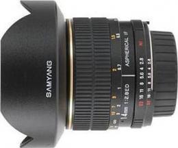объектив Samyang 14mm f/2.8 ED AS IF UMC Four Thirds