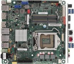 материнская плата Intel DQ77KB