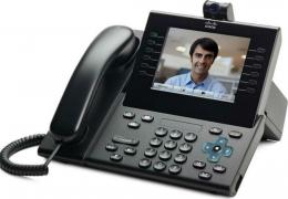 VoIP-телефон Cisco CP-9971-CR-CAM-K9