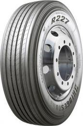 всесезонные шины Bridgestone R227