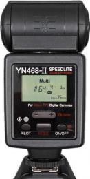 вспышка YongNuo Speedlite YN-468 II