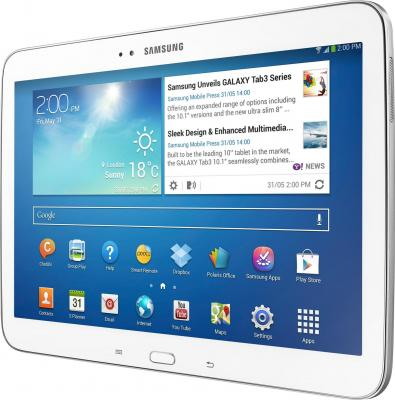 планшетный компьютер Samsung Galaxy Tab 3 10.1 GT-P5210