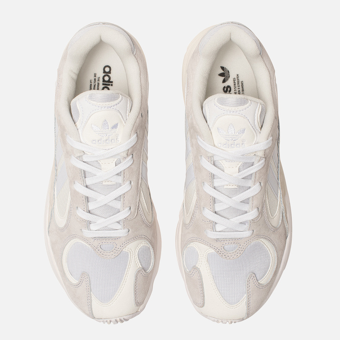 Adidas Originals Кроссовки Yung-1 Cloud White Cloud White White 977134589   цена 12b4547d955cb