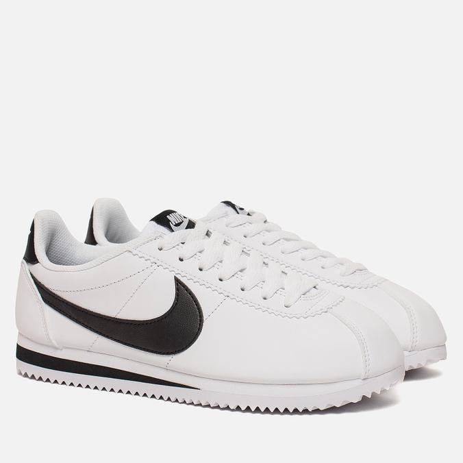 14fc8f6f Nike Женские кроссовки Classic Cortez Leather White/Varsity Red/Varsity  Royal 9771341966: цена, характеристики, фото, Nike Женские кроссовки  Classic Cortez ...