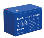 Бастион Skat i-Battery 12-7 LiFePo4