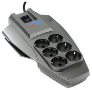 Сетевой фильтр Pilot Pro 7м Серый