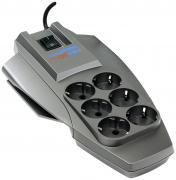 Сетевой фильтр Pilot X-Pro 5м Серый