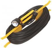 Удлинитель-шнур на рамке 1х50м с заземл. 10А IP44 УР50 3х1 ИЭК WKF14-10-01-50