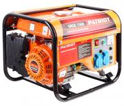 Бензиновый генератор Patriot Max Power SRGE 1500 474103125