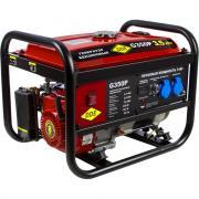 Бензиновый генератор dde g350p 1ф 3,1/3,5/7,0 квт бак 15 л двигатель 8 лc 792-568