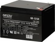 Ginzzu GB-12120 батарея для ИБП емкость 12В / 12Ач
