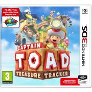 Видеоигра для 3DS Nintendo Captain Toad: Treasure Tracker