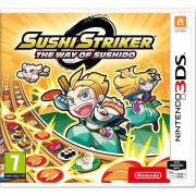 Видеоигра для 3DS Nintendo Sushi Striker: The Way of Sushido