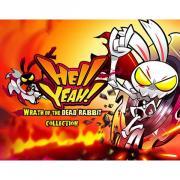Цифровая версия игры PC Sega Hell Yeah ! Wrath of the Dead Rabbit Collection