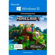 Цифровая версия игры PC Microsoft Minecraft Win10 Starter Collection