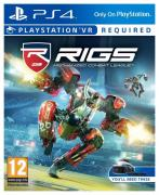 Игра RIGS: Mechanized Combat League (только для VR) для PlayStation 4