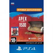 Игровая валюта PS4 Sony Apex Legends: 11500 Coins